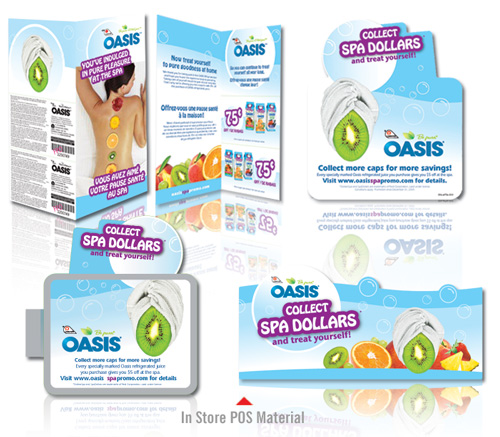Oasis Spa Promotion
