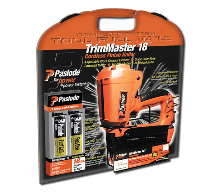 Paslode TrimMaster 18